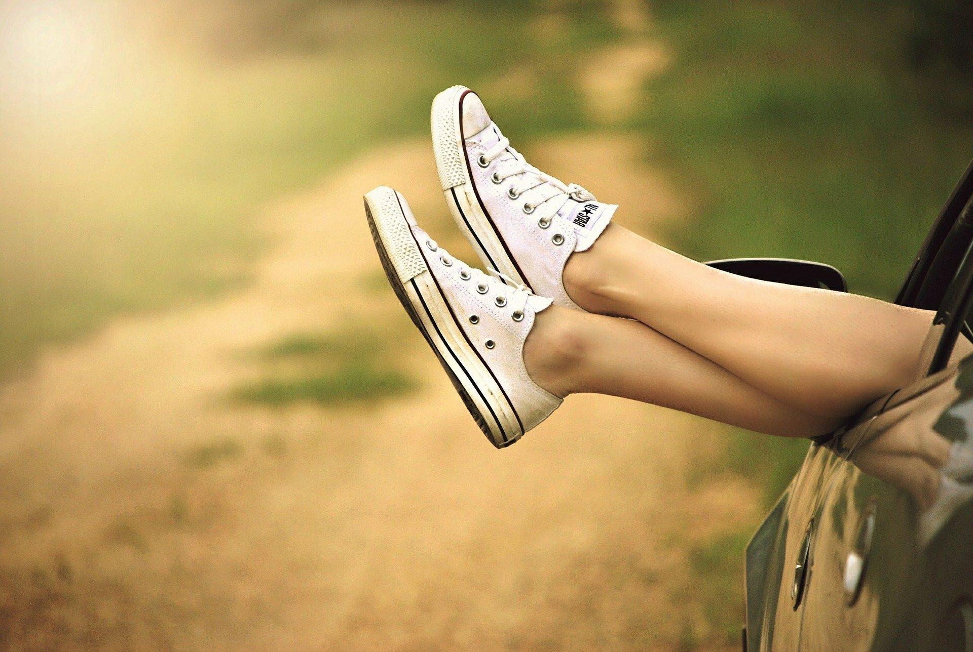 Restless Leg Syndrom (RLS) - Unruhige Beine