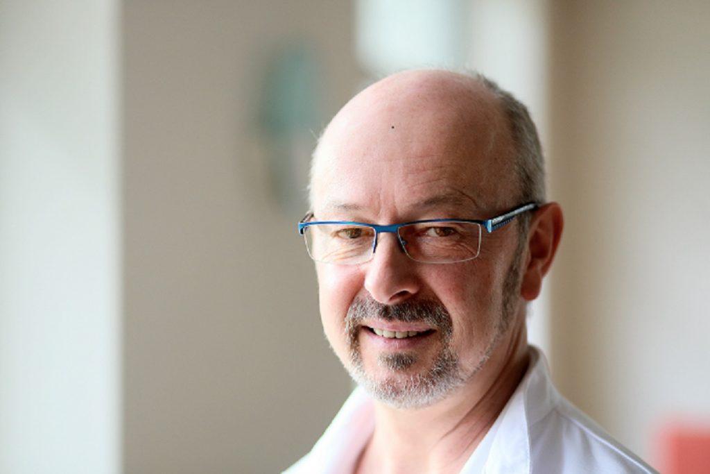 Dipl.-Med. Andreas Dunger, Chefarzt Zentrum für Schmerztherapie