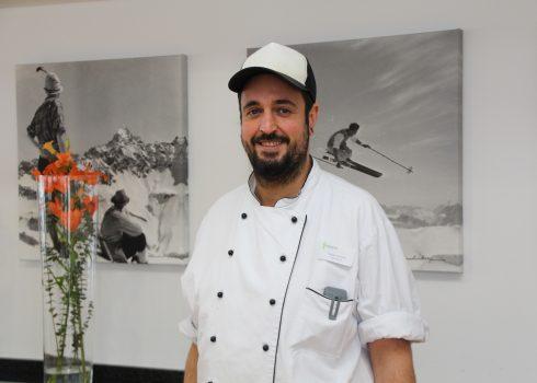 Florian Vollmer ist neuer Küchenleiter in der Paracelsus Klinik Scheidegg